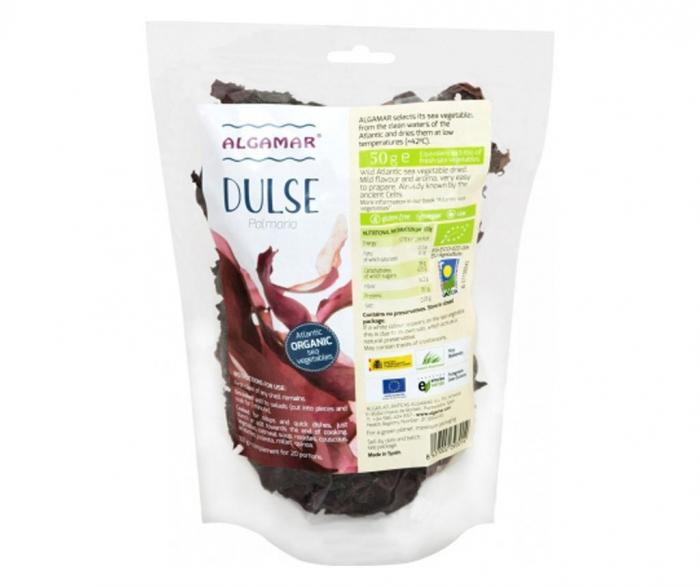 Alge marine Dulse raw eco, 50g [0]