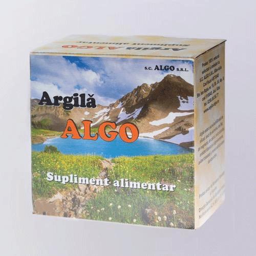 Argila, 1kg 0