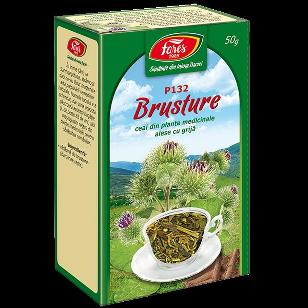 Brusture ceai, 50g 0