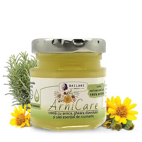Crema antiinflamatoare ArniCare, 50ml 0
