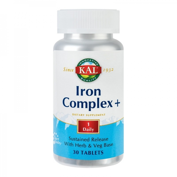 Iron Complex, 30tb fier organic 0