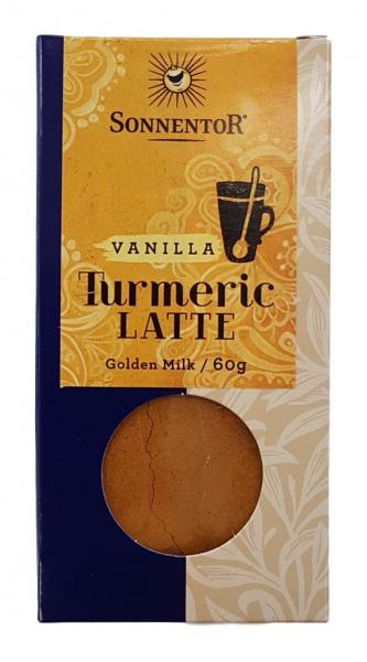 Latte turmeric vanilie BIO, 60g 0