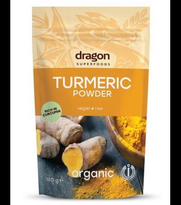 Turmeric organic, 150g 0