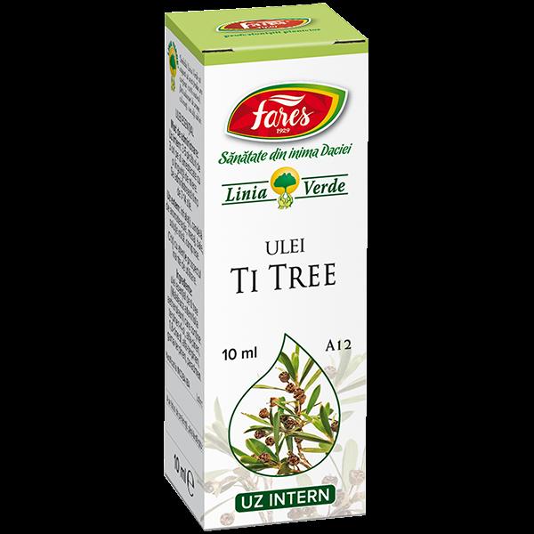 Ti tree A12, ulei esential 10ml (tea tree) 0
