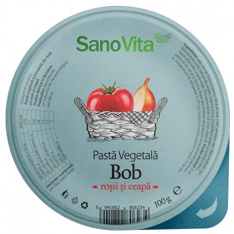 Pateu din Bob cu Rosii si Ceapa, 100g [0]