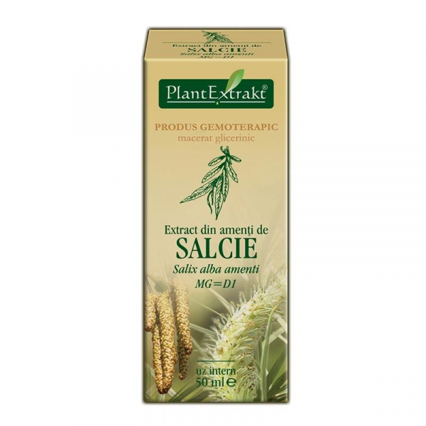 Extract din amenti de salcie, 50ml 0