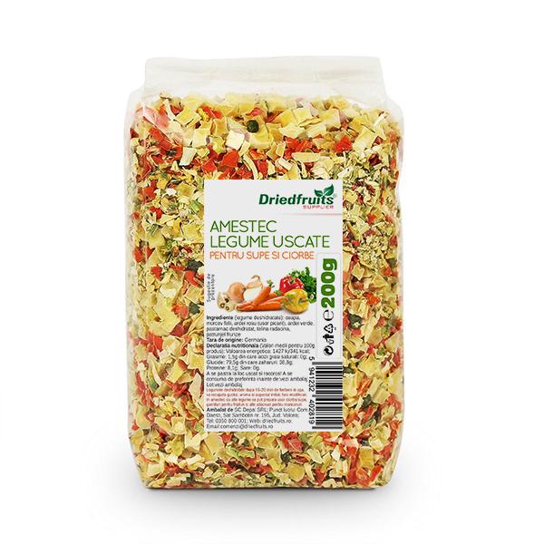 Amestec legume pentru supe si ciorbe, 200g [0]