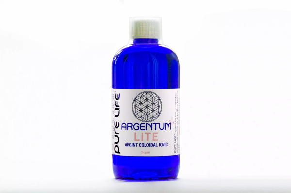 Argint coloidal 5 ppm - Lite 480ml 0