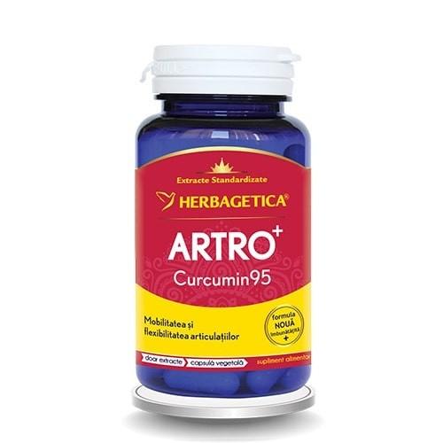 Artro Curcumin 95, 60cps 0