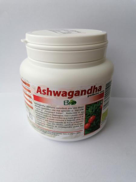 Ashwagandha eco pudra, 200g 0
