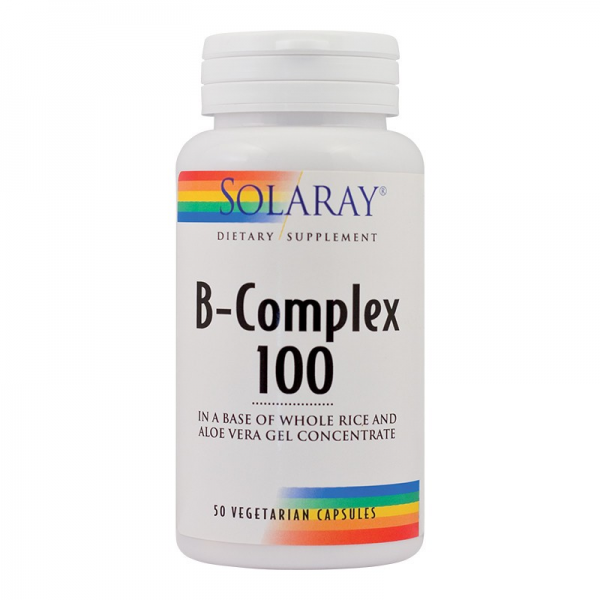 B Complex 100 - 50cps 0