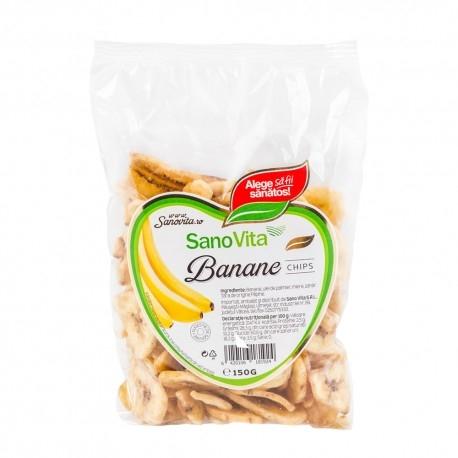 Banane chips, 150g [0]
