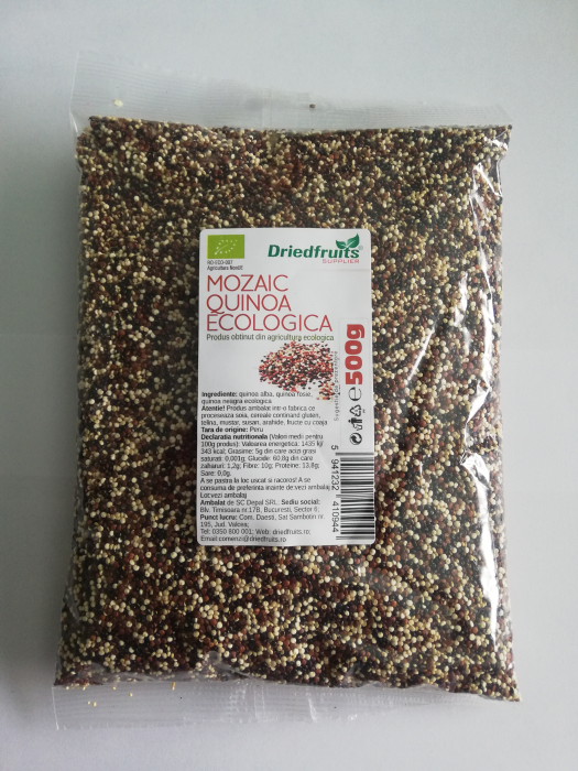 BIO Mozaic quinoa, 500g [0]