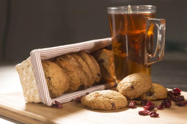 Biscuiti cu merisor si cocos, 150g 2