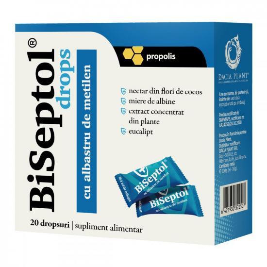 Biseptol Dropsuri, 20buc [0]