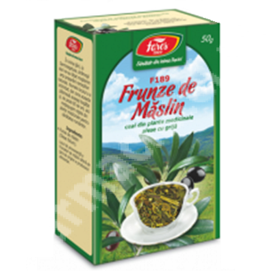 Ceai Frunze de Maslin, 50g [0]