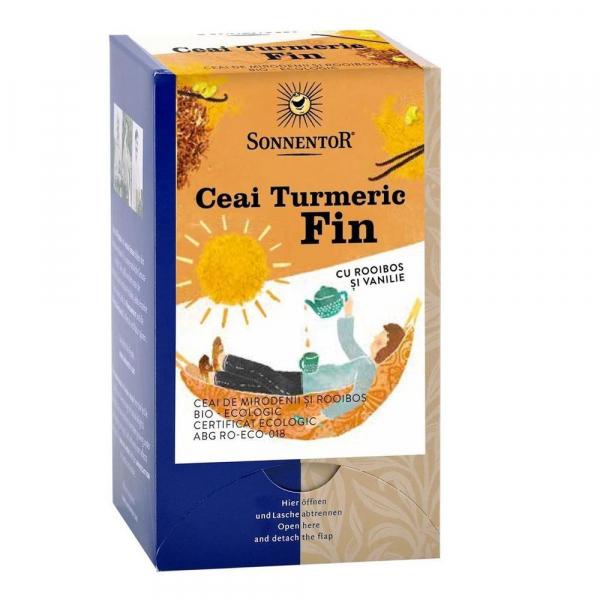 Ceai de Turmeric fin,18 plicuri 0