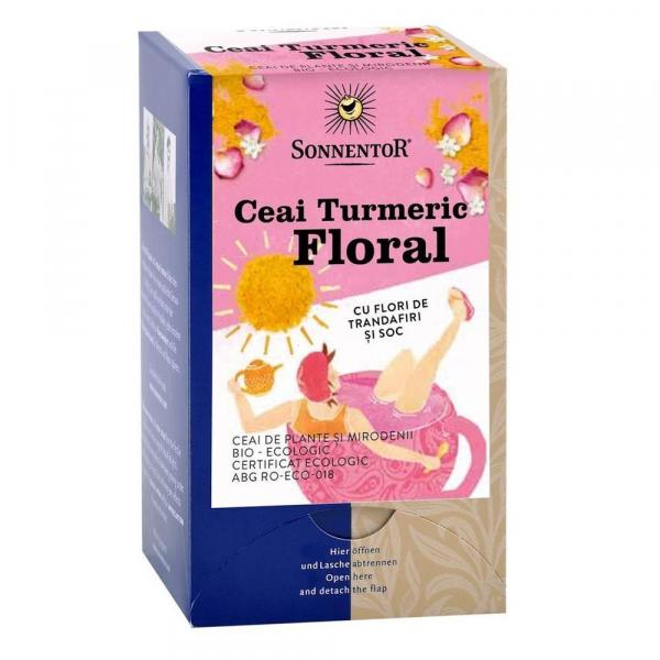Ceai Turmeric Floral,18 plicuri [0]