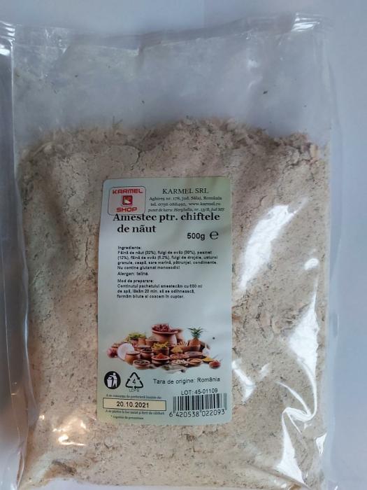 Chiftele naut, 500g 0