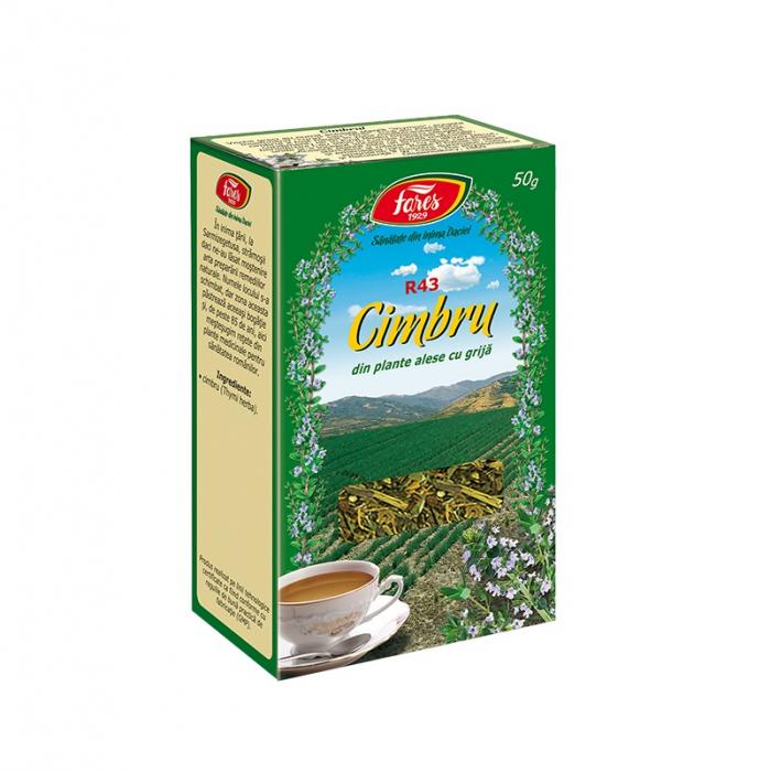Cimbru Ceai, 50g [0]