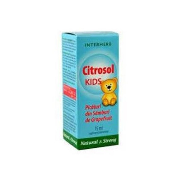 Citrosol kids, 10ml 0