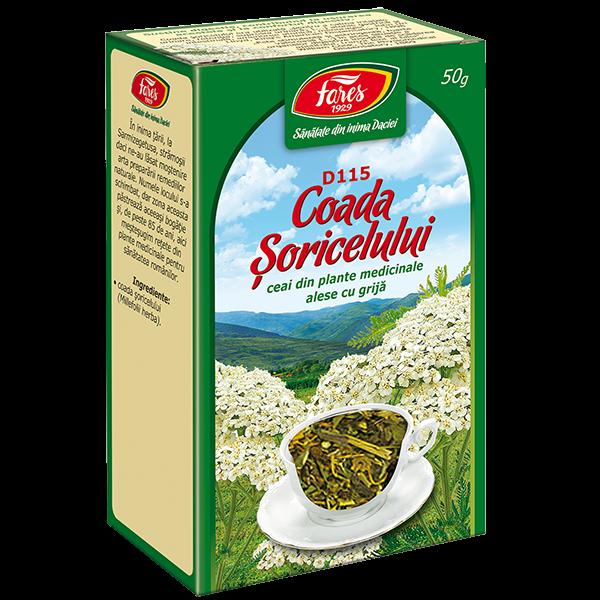 Coada soricelului ceai 50g [1]