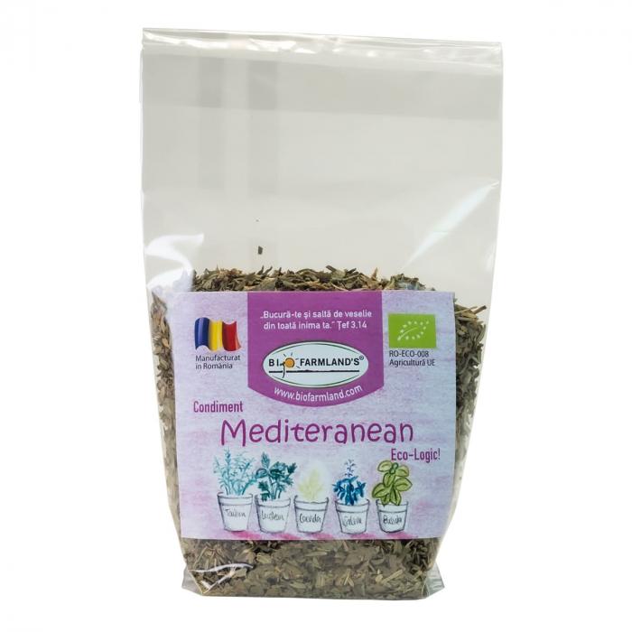 "Condiment ""Amestec Mediteranean"", 15g [0]"