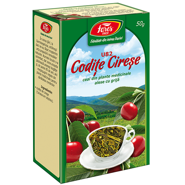 Ceai de cozi de Cirese 50g 1