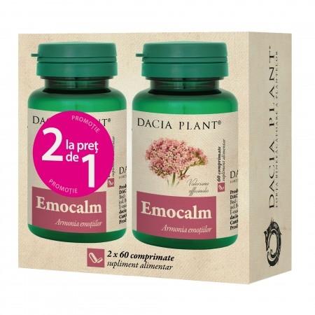 Emocalm 1+1gratuit 120cpr 0