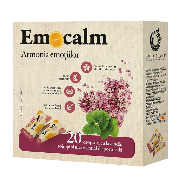 Emocalm Dropsuri, 20buc [0]