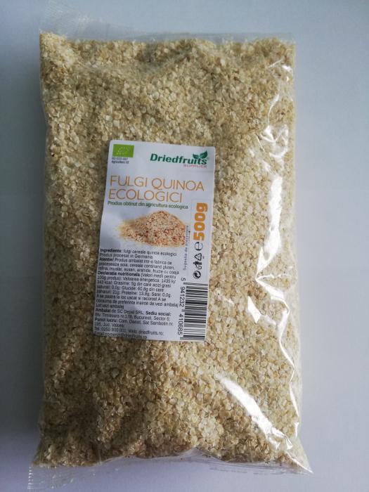 Fulgi quinoa, 500g [0]