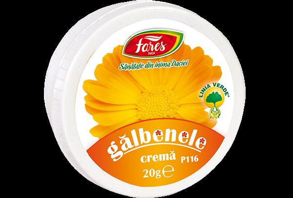 Crema de galbenele 20g 0