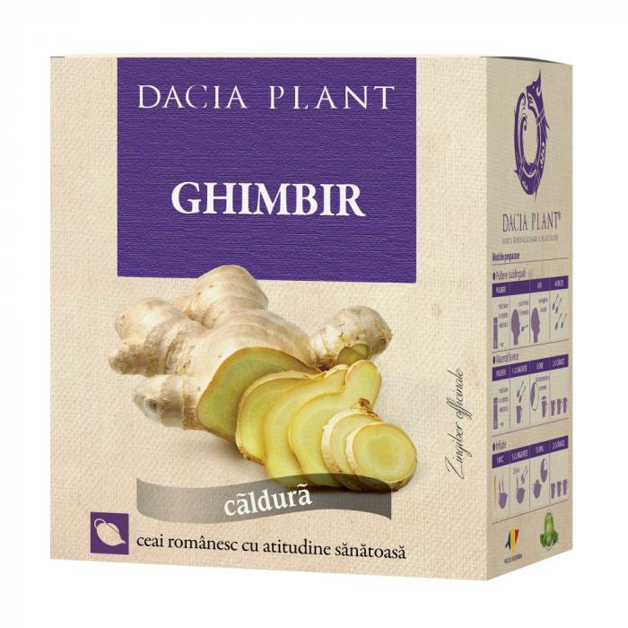 Ghimbir Ceai, 50g [0]
