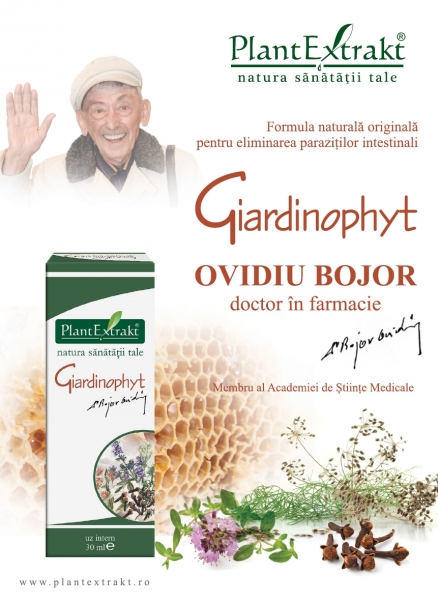 Giardinophyt, 30ml 1