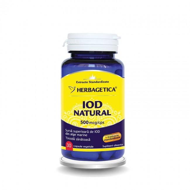 Iod Natural, 30cps [0]