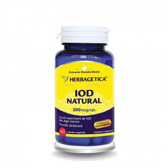 Iod Natural, 60cps [0]