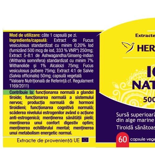 Iod Natural, 60cps [1]