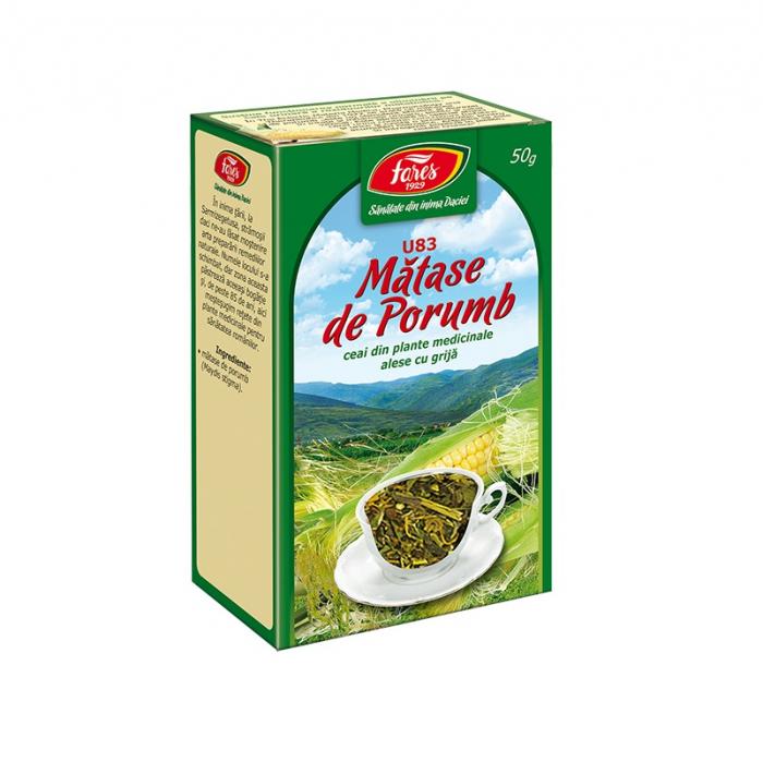 Ceai Matase de Porumb, 50g [0]