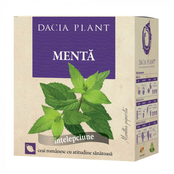 Menta Ceai, 50g [0]
