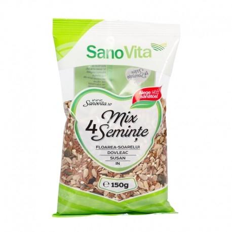 Mix 4 seminte, 150g 0