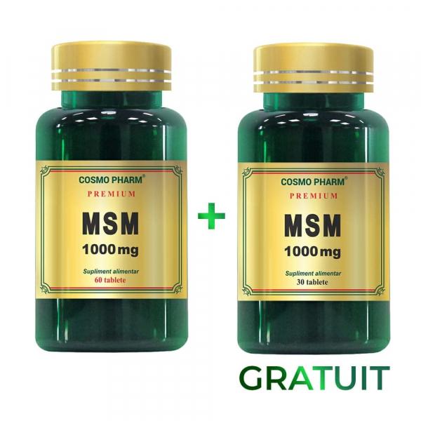 MSM, 1000mg 0