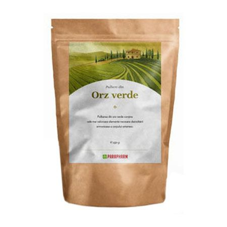 Orz verde pulbere 250g 0