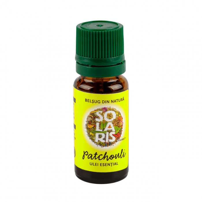 Ulei esential de Patchouli, 10ml [0]