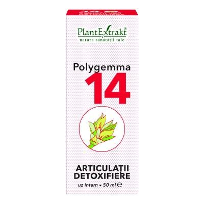 Polygemma 14 articulatii, 50ml 0