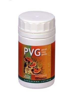 PVG Ganoderma Lucidum 100cps 0