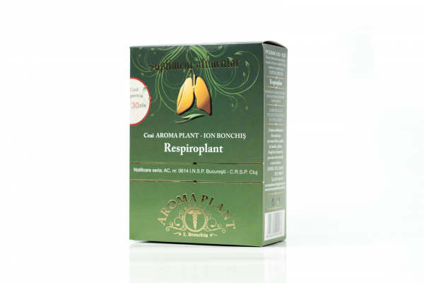 Respiroplant ceai 165g 0