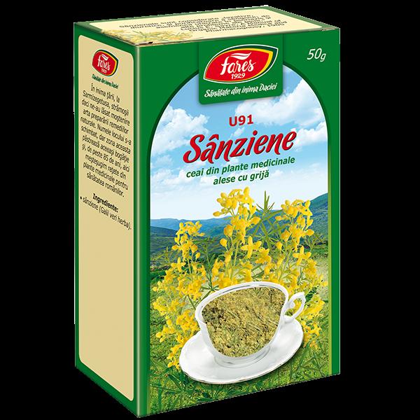 Sanziene ceai, 50g [1]