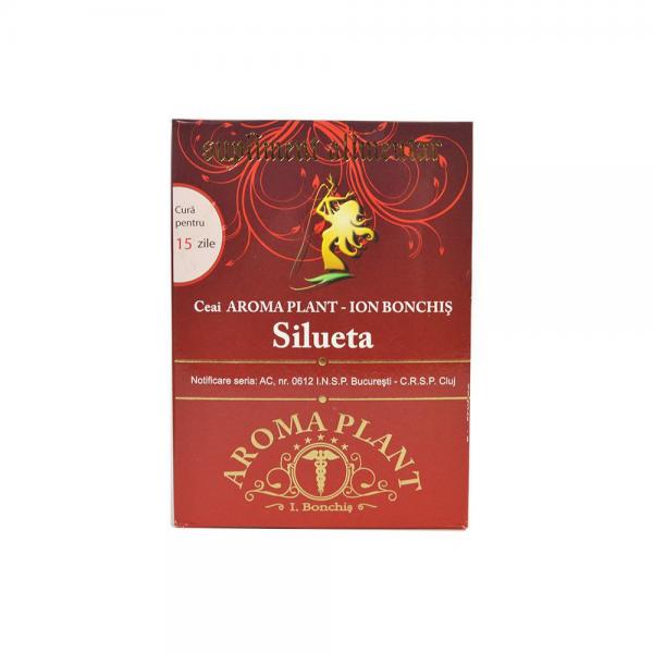 Ceai Silueta, 160g 0