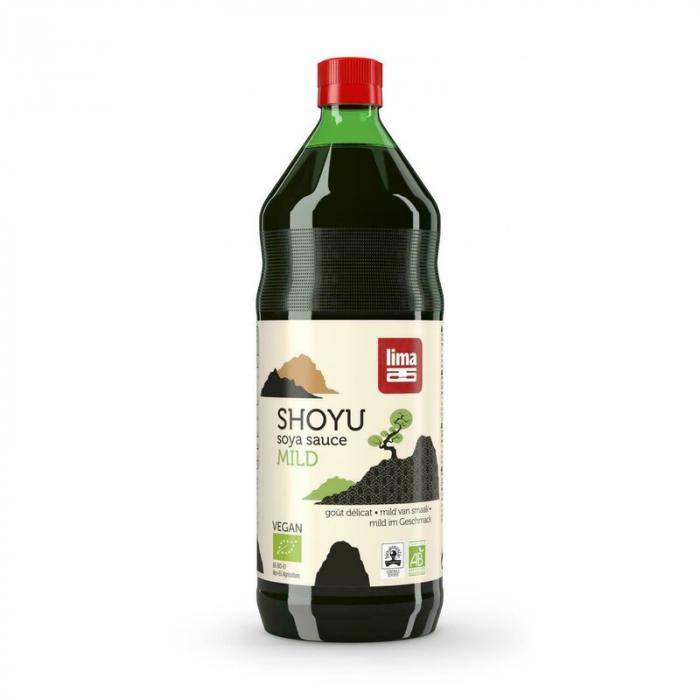 Sos de soia Shoyu bio,145ml [0]