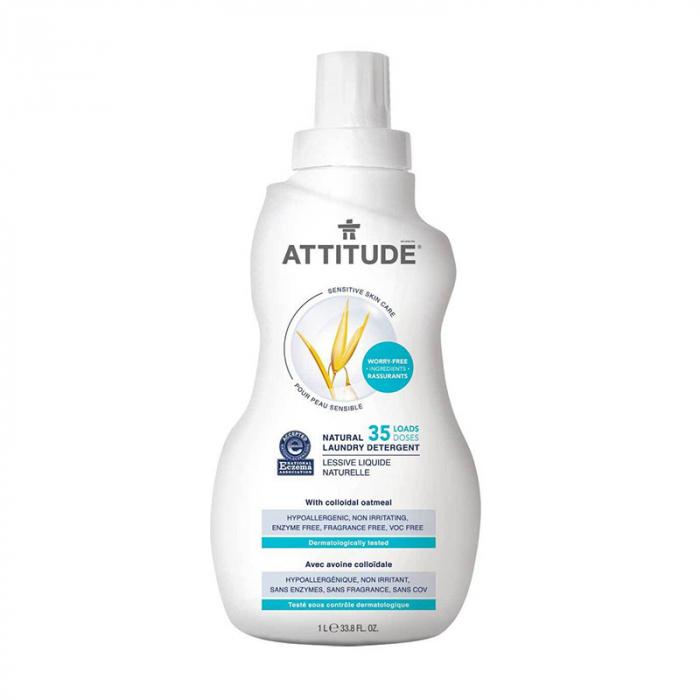 Detergent  lichid de rufe, Sensitive,  1.05L [0]